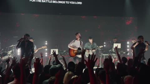 AWESOME SONG - See A Victory Live Elevation Worship