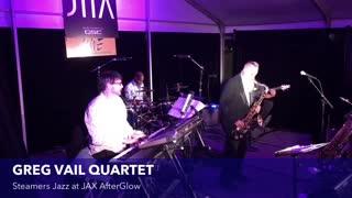 Tenor Sax - Tenor Saxophone - Greg Vail New Music - Live Show