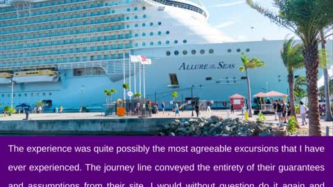 Peter J Salzano - Travel on a Cruise Ship