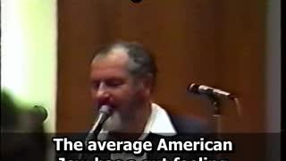 Rabbi Meir Kahane Debates Rabbi Avi Weiss