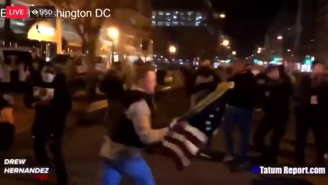 Cops Save 'The Idea' - Washington DC