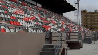 Stadionul Municipal, radiatie radiofrecventa
