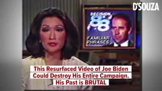 Resurfaced Video of Joe Biden Should Destroy His Campaign