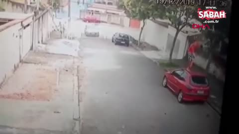 This is how he saved the boy who was attacked by Pitbull!