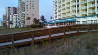 Sunset on Marco Island Florida