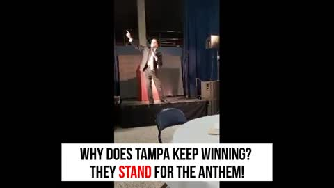 Why Does TAMPA Keep Winning the Stanley Cup?... National Anthem SECRET!!...