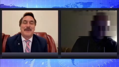 Mike Lindell Absolutely 9-0 Video