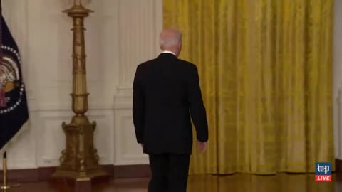 Once More, Biden LEAVES As Questions Are Asked