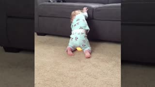 TRY NOT TO LAUGH : when Babies play sports   Funny Fails Video 2021