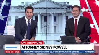 Sidney Powell - It Will Be BIBLICAL