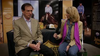 Interview with Forrest Lucas about the Horse Industry