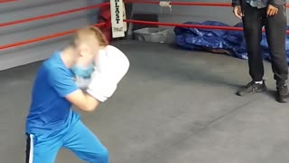 Shadow boxing 3