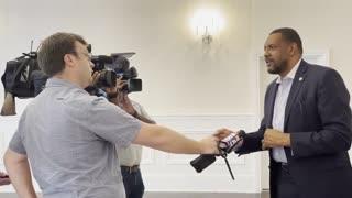 BIG: Vernon Jones DISMANTLES CNN Fake News Reporter