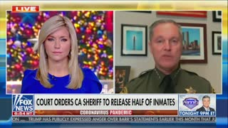 Orange County sheriff refuses to release 1,800 dangerous criminals due to COVID