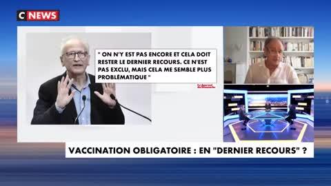 """Docteur Jean-Paul Hamon : """"il faut cogner les non-vaccinés, il faut sortir la boite à claque"""""""