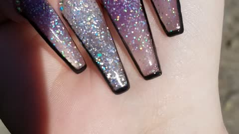 Check out my nails