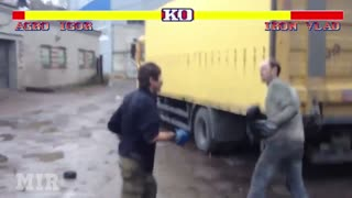funny videos street fighter UFC