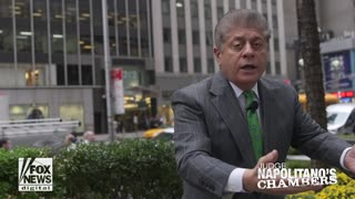 Napolitano Backs Dems 'Soviet-Style' Impeachment Efforts 'It's Constitutional'