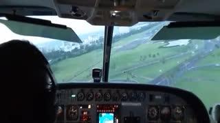 Landing SJU