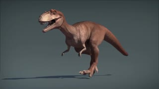Happy Dinosaur