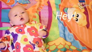Cute baby video that will make you laugh