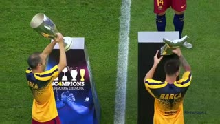 Lionel Messi 201516 Worlds Greatest Playmaker Passing Vision Assists