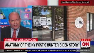 Montage of Media Suppression of Hunter Biden Story
