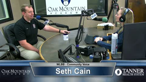 Community Voice 8/2/21 - Seth Cain with Guest Host Sara Claudia Cain