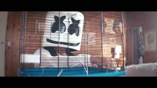 Marshmello Alone Official Music Video