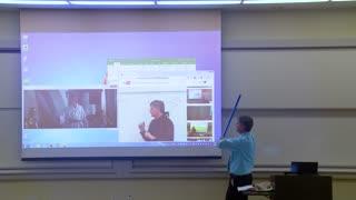 Math Professor pranked (April fools prank)