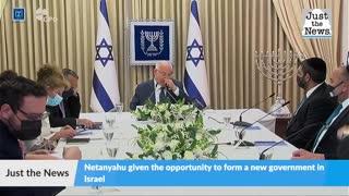 Today at JTN - 04/07/2021: Israel looks to Netanyahu, Trump endorses Brooks, Biden builds wall