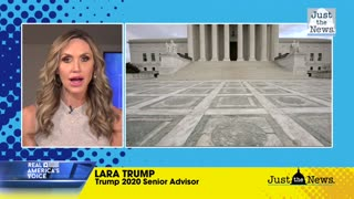 """Lara Trump: """"The future of America is at stake right now."""""""