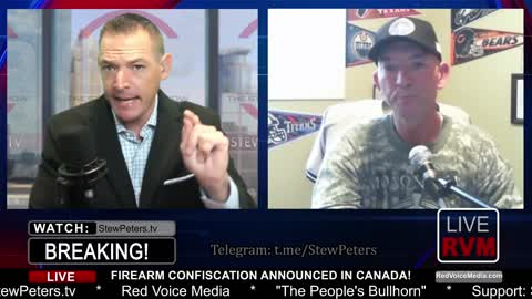 BREAKING! Firearm Confiscation Imminent, Language Changed in Legislation OVERNIGHT in Canada!