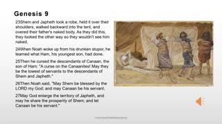Genesis 9 Bible Study + Prayer