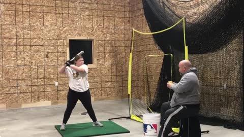 Softball Hitting KED 12-1-2020