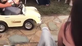 Funny kids on weeding make people laugh!