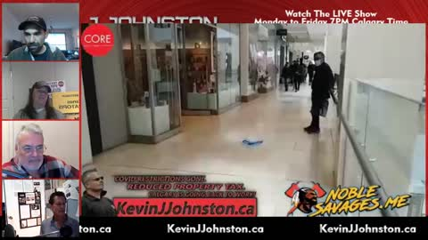 On The Kevin J. Johnston's Show we have guest Tyler Nicholson