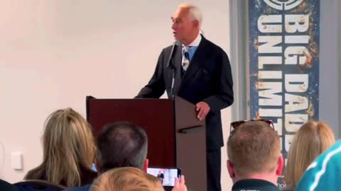 Roger Stone Discusses 2024 Candidates For President