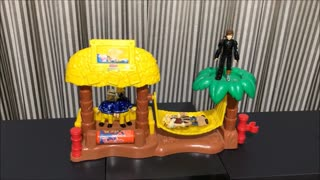Fisher Price Little People Beach Camp