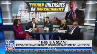 Jesse Watters slams impeachment as 'boring so far'