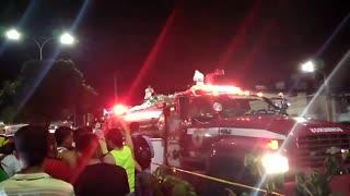 Video: Hombre perdió la vida en un accidente de tránsito en Girón