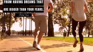 Success Comes From Having Dreams #shorts