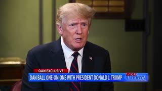Real America - Dan W/ President Donald J. Trump (Part 2)