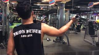 My Biceps Workout 3