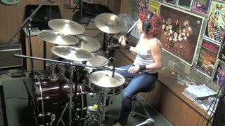 Can't Get Enough by Bad Company ~ Drum Cover