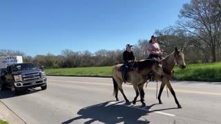 Texas Trail Riders
