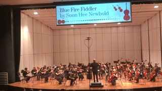 Colorado Middle School Honors Orchestra