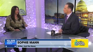 Sophie Mann with Just The News