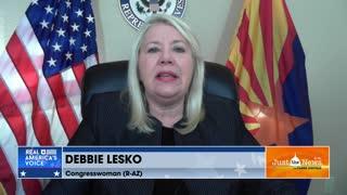 Congresswoman Debbie Lesko (R-AZ) - Biden energy and climate plans bad for US good for Russia