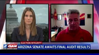 Ariz. Senate awaits final audit results